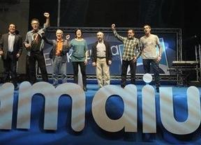 IU, PNV, CC, BNG y ERC están a favor de que Amaiur y UPyD formen un grupo propio en el Congreso