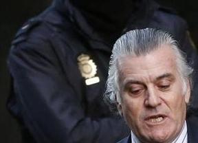 La Audiencia Nacional cree que Bárcenas tiene contactos que podrían ayudarle a fugarse