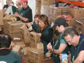 La Fundación Solidaridad Carrefour dona más de 15.400 kilos de alimentos al Banco de Alimentos de Murcia