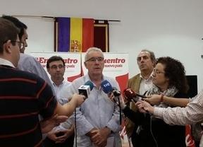 IU va a 'pelear' su espacio en Castilla-La Mancha, 'la única región que sigue siendo bipartidista'