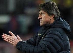 Barça: Roura sigue pagando los platos rotos y ya se rumorea su sustitución hasta que vuelva Vilanova