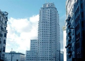 La emblemática Torre Madrid contará con un hotel Barceló