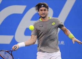 Peor que una derrota, una lesión: Ferrer se retira del Abierto de México que intentaba ganar por cuarta vez