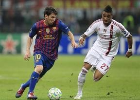 Horario AC Milan - Barça: Bojan quiere tomarse la revancha en Champions (20:45, Canal +)