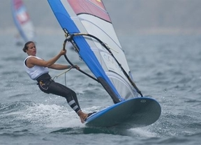 La windsurfista Marina Alabau regala a España su... ¡primer oro olímpico!