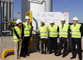 El gas natural llega a Fuensalida (Toledo)