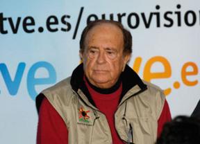 Muere el histórico locutor de Eurovisión José Luis Uribarri a los 75 años de edad