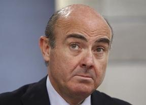 De Guindos alerta a los independentista porque la economía catalana