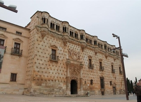 El Palacio del Infantado de Guadalajara, candidato a Patrimonio de la Humanidad por la Unesco