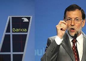 Flores al Gobierno por la venta del 7,5% de la nacionalizada Bankia, pero a ese precio se perderá la mitad de lo invertido