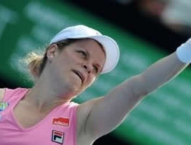 Clijsters, Zvonareva y Stosur avanzan en Abierto Australia
