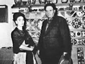 Frida Kahlo y Diego Rivera a Turquía por primera vez