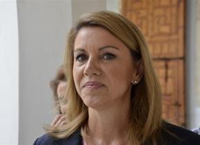 Cospedal: 'Ningún tribunal de fuera volverá a desvirtuar' las leyes penales españolas