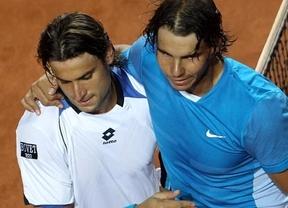 Ferrer sigue siendo mejor que Nadal... al menos en la lista de la ATP, que sigue dominando Djokovic