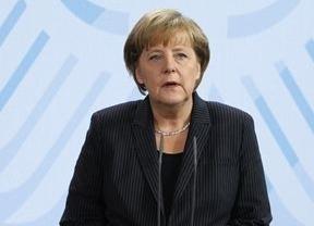 Merkel adelanta que el fondo de rescate superará el billón de euros