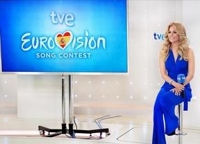 Edurne defenderá la canción 'Amanecer' en el festival de Eurovisión