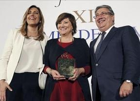 Nativel Preciado gana el premio Lara con la novela 'Canta sólo para mí', un canto a la libertad