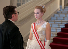 Nicole Kidman derrocha 'glamour' como Grace Kelly en el 'biopic' de la princesa