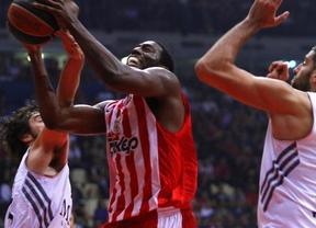 Euroliga: el Madrid tropieza de nuevo en la misma piedra de Olympiacos y se la jugará en el Pabellón (71-62)