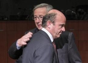 España inicia la reunión del Eurogrupo crecida, negando nuevas exigencias y recortes