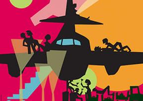 'Los amantes pasajeros', la comedia de Almodóvar, llega a los cines con los estrenos de la semana