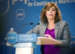 Soraya será la mano derecha de Rajoy en la preparación del debate