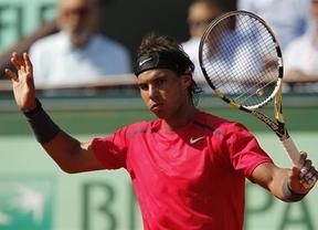 Roland Garros 2012: Nadal irrumpe en cuartos tras destrozar a Mónaco
