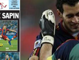 La prensa francesa se rinde ante nuestras 'perlas' futbolísticas