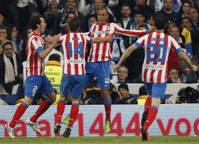 Miércoles futbolero a tope con lucha por el liderato: el Atlético se estrena como primero ante el Granada, el Madrid se la juega en Sevilla y el Barça recibe al Celta