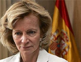 Salgado cree que las dudas sobre España se despejan tras las medidas sobre las cajas