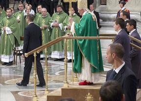 El Papa se 'motoriza'