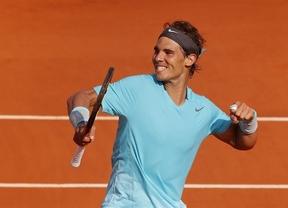 Tras casi 4 horas de partido, Nadal consigue su noveno Roland Garros