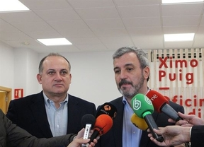 Los candidatos socialistas en Valencia y Barcelona proponen una alianza