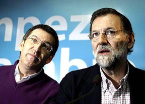 El adelanto electoral gallego, cuestión de horas: Feijóo tiene el 'OK' de Rajoy