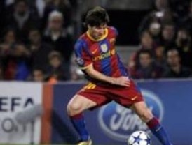 Messi rescata al líder y vuelve a alejar al Madrid