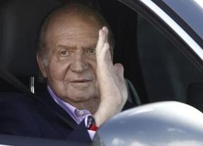 El Rey abandona el hospital una semana después su operación de cadera