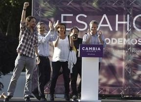 Pablo Iglesias se pone al Quijote por bandera y llama a la indignación contra