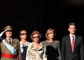 La infanta Cristina se queda fuera, de momento, del 'caso Urdangarín'