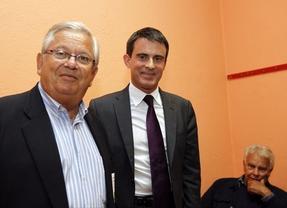 Valls, adalid contra la secesión de Cataluña