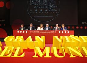 La Cumbre Internacional del Vino de Castilla-La Mancha será binanual