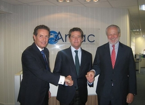 El nuevo presidente de Anfac se reúne con Soria y le traslada la importancia de continuar el Plan PIVE