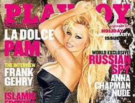 Pamela Anderson vuelve a posar desnuda para 'Playboy'
