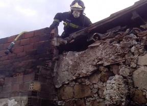 La colaboración ciudadana evita que se propague un incendio en Castillejo de la Sierra