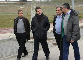García-Page asegura que resolverá 'el problema educativo de 600 familias de Yebes'