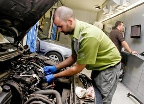 Los talleres redujeron un 4,1% su facturación en 2014 y rozaron los 10.000 millones