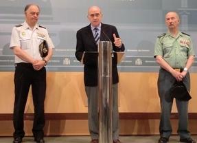 La red 'yihadista' detenida en Ceuta mandó a 50 miembros a Siria para comter atentados