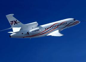 El avión de lujo de Rubalcaba... a cargo del PSOE