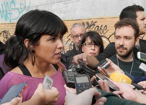 Polémico comentario de Teresa Rodríguez (Podemos) sobre el ataque a la sede del PP
