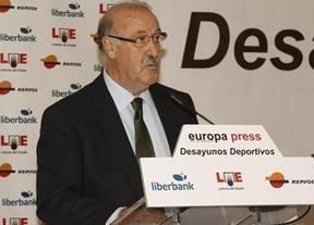 Del Bosque se sincera: no descarta ni a Villa ni a Torres, pero adelanta que tomará