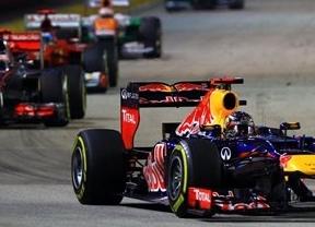 Clasificación de la carrera, del Mundial de pilotos y de constructores